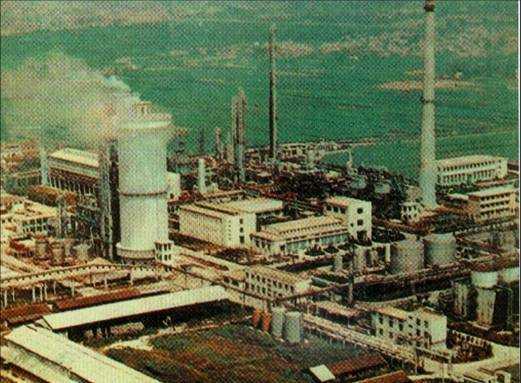 中石化镇海炼化公司
