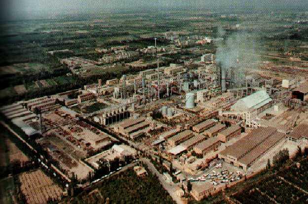 中石油宁夏石化公司一期工程