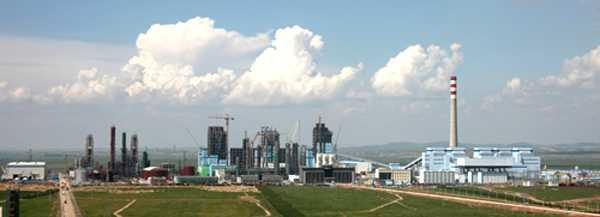 大唐国际多伦煤基烯烃项目