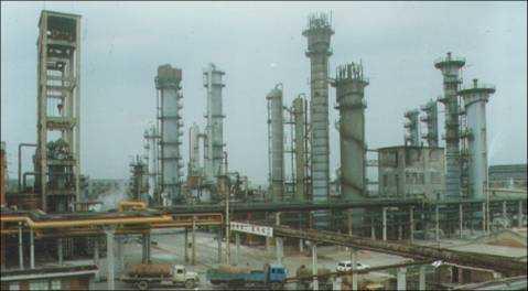 中石油宁夏石化公司二期工程