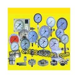 三针定位压力表系列