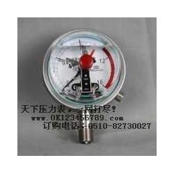 不锈钢耐震电接点真空表系列