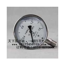 不锈钢压力表系列