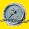 轴向带边耐震压力表系列