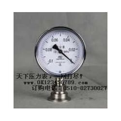 隔膜压力表系列